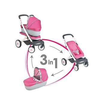 Maxi Cosi wózek spacerówka dla lalek, bliźniąt  SMOBY