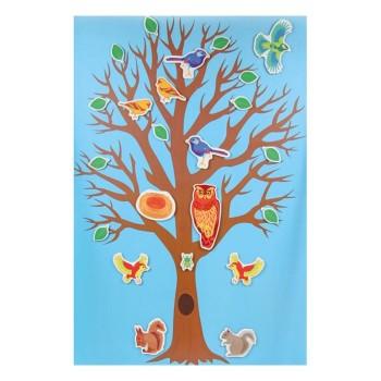 Magnetyczne drzewo - Pory roku