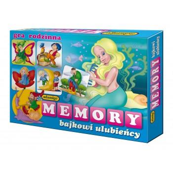 Memory - bajkowi ulubieńcy Adamigo