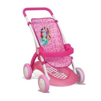 Spacerówka dla lalek brokatowa Disney Princess