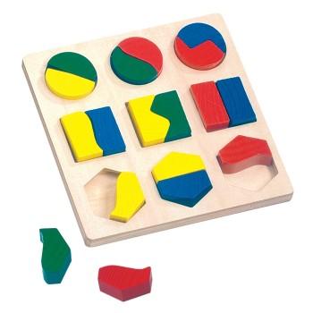 3 figury - 2 kolory