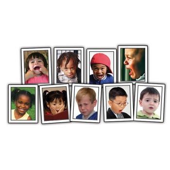 Karty - emocje na twarzy