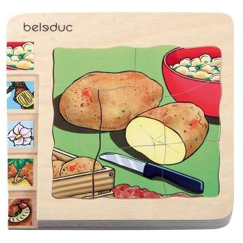 Puzzle Ziemniak Beleduc