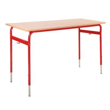 Stół BR podwójny z regulacją rozmiar 3-5