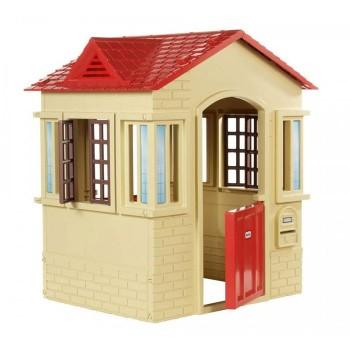 Domek ogrodowy z cegły