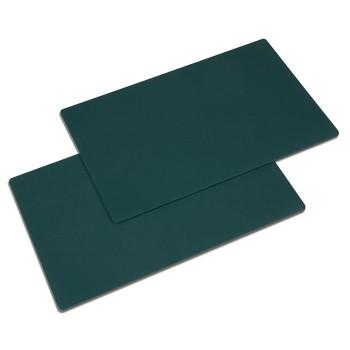 Zielone tablice - 2 szt - bez liniatury