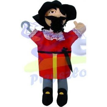 Pacynka - Kapitan Hook