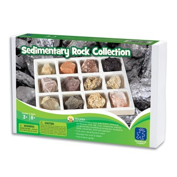 Kolekcja skał osadowych