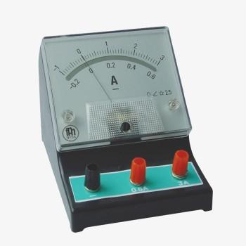 Amperomierz szkolny - analogowy
