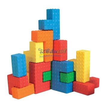 Sensoryczna układanka - Tetris
