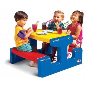 Stół - Stolik piknikowy Little Tikes