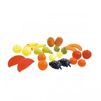 Zestaw - duże owoce