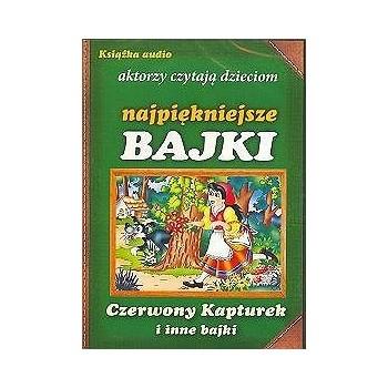 Bajki na CD Czerwony Kapturek