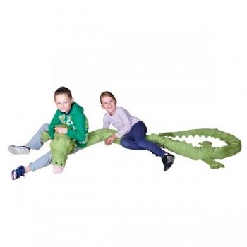 Krokodyl Kuba - poducha do przytulania