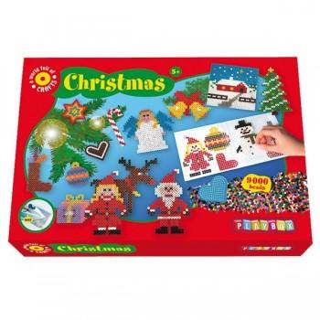 Zestaw koralików Boże Narodzenie