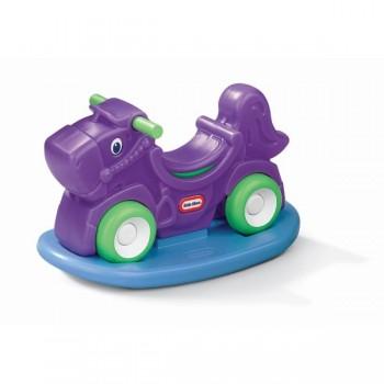 Pojazd/bujak konik z podstawką Little Tikes