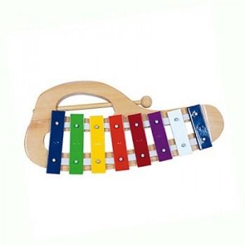 Xylofon z rączką