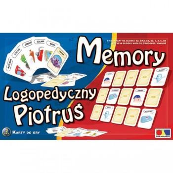 Logopedyczny Piotruś  - Pakiet 1