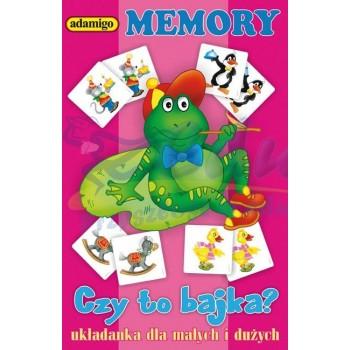 Memory. Czy to bajka? Adamigo