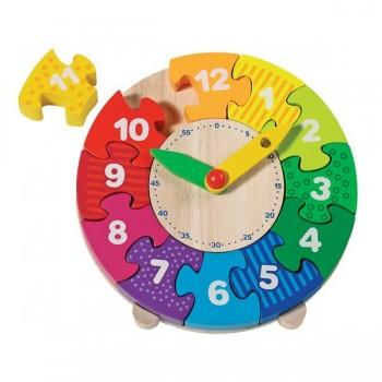 Zegar puzzli