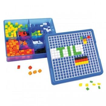 Mozaika w pudełku 490 elem.