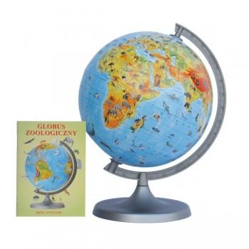 Globus - zoologiczny z opisem