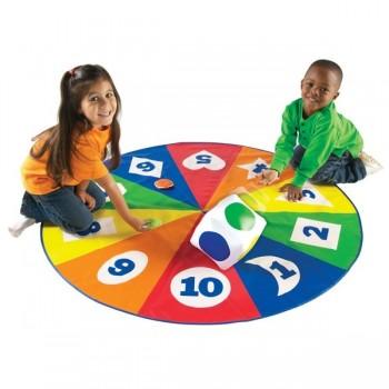 Zagraj w cyfry, kolory i liczby
