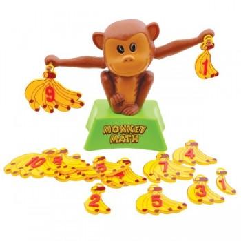 Waga matematyczna  - małpka