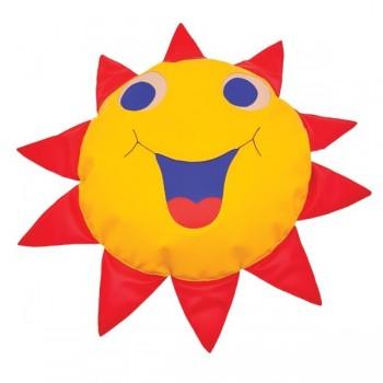 Poducha z granulatem - Słońce