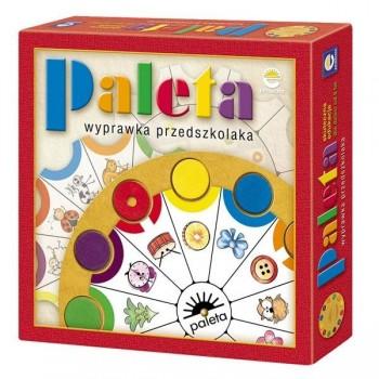 Paleta - wyprawka - Dla Przedszkolaka