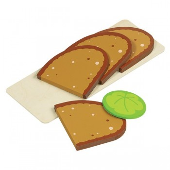 Chleb na desce