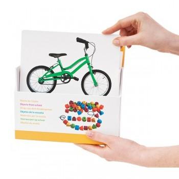 Zabawki i otoczenia dziecka - karty demonstracyjne