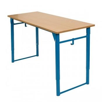 Stolik regulowany składany typu NV wysokość od 53 do 64 cm