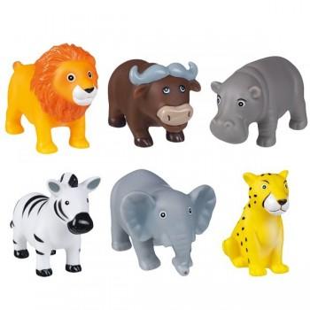 Zwierzęta z Sawanny - miękkie