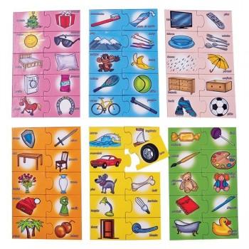 Puzzle - Skojarzenia