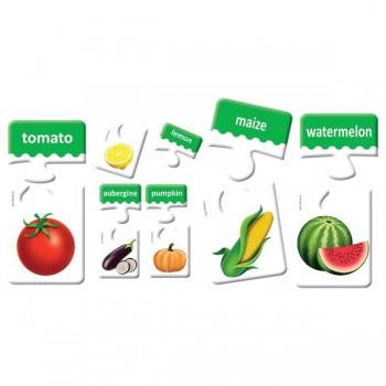 Słówka angielskie - Warzywa i owoce