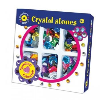 Kryształowe kamyki
