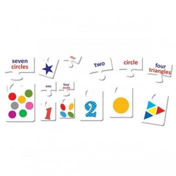 Słówka angielskie - Kształty i liczby
