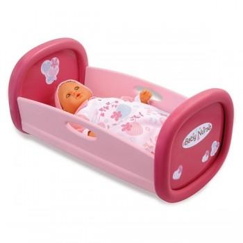 Smoby Baby Nurse Kołyska łóżeczko dla lalki