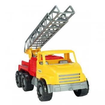 City Truck - Straż pożarna