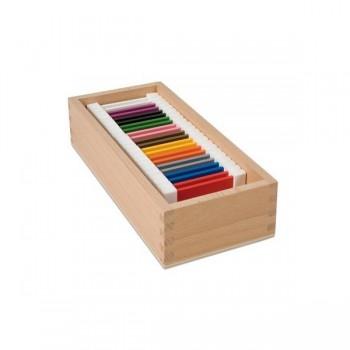 Kolorowe tabliczki - 2