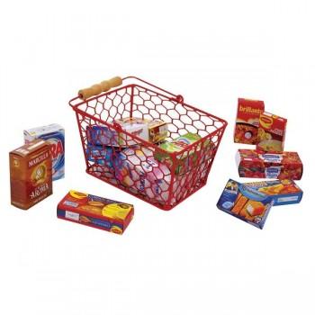Koszyk z produktami