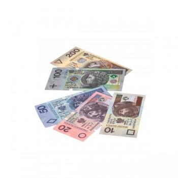 Pieniądze - złotówki - banknoty