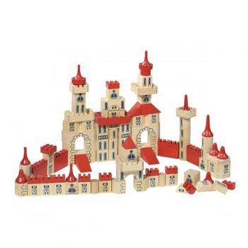 Zamek obronny - 150 elem.