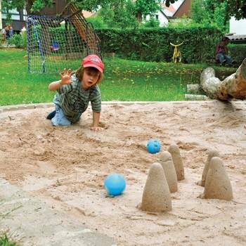 Kregle piaskowe