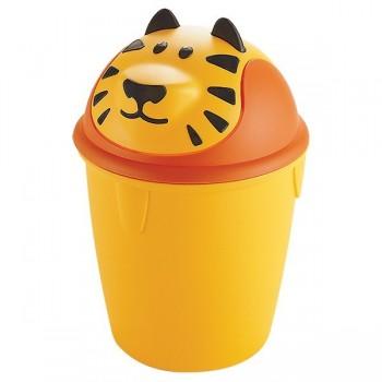 Wesołe pojemniki na śmieci - Tygrysek