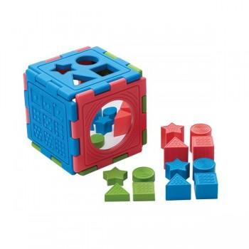 Sorter - Kretywne kształty 3D