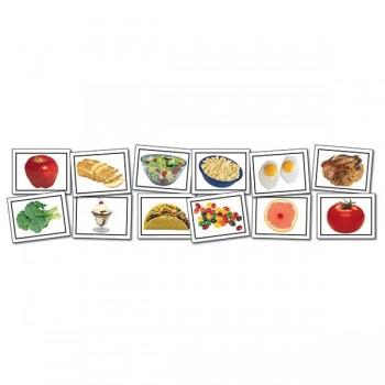 Zestaw kart- Jedzenie