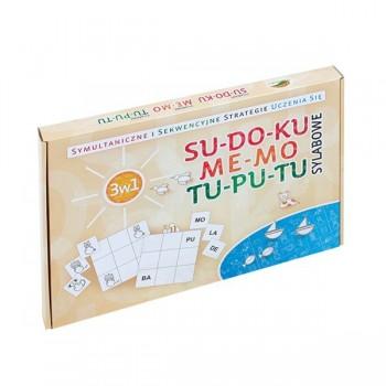 Su-do-ku 3 w 1