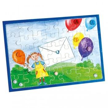Namaluj własne puzzle